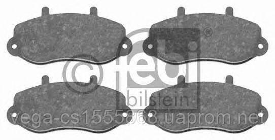 Тормозные колодки Febi 16494 на Opel Movano / Опель Мовано