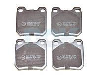 Тормозные колодки LPR 05P206 на Opel Omega / Опель Омега