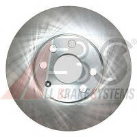 Тормозной диск A.B.S. 16952 на Opel Astra / Опель Астра