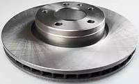 Тормозной диск Denckermann B130247 на Opel Omega / Опель Омега