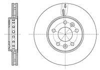 Тормозной диск Remsa 6162510 на Opel Vivaro / Опель Виваро