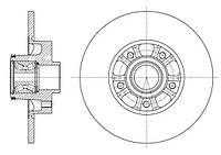 Тормозной диск Remsa 6162620 на Opel Vivaro / Опель Виваро