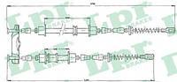 Трос ручного тормоза LPR C0534B на Opel Astra / Опель Астра