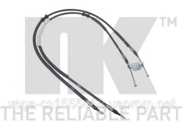 Трос ручного тормоза NK 9036104 на Opel Astra / Опель Астра