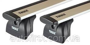 Багажник в штатные места Thule Wingbar для Ford Transit/Tourneo Custom (mkI) 2013→