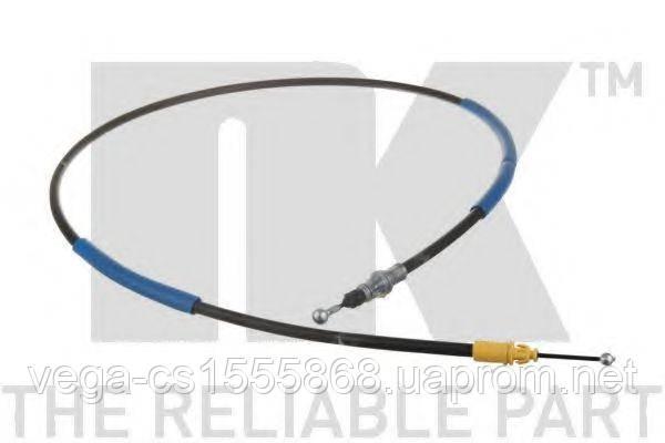 Трос ручного гальма NK 9036117 на Opel Vivaro / Опель Віваро