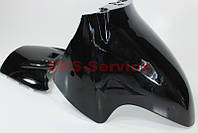 Honda LEAD AF-48 пластик - крыло переднее (2части к-кт)