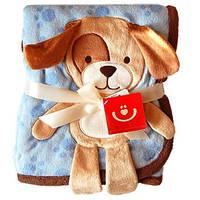 Подарочные пледы и одеяла для самых маленьких Bobo Baby (Польша).