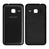 Задняя крышка для Samsung J105H Galaxy J1 Mini (2016), черная