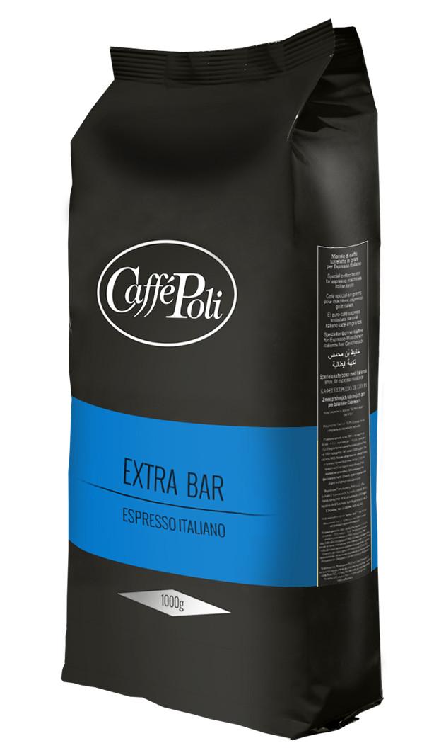 """Кофе """"Caffe Poli Extrabar"""" 1 кг"""
