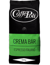 Caffe Poli Crema Bar1 кг
