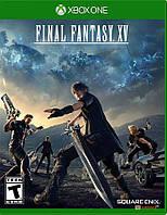 Final Fantasy 15 Xbox One - русская версия (102344)