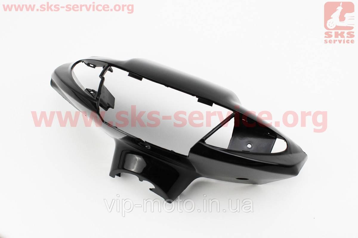 """Yamaha JOG NEXT ZONE пластик - руля передний """"голова"""" (под диск. тормоз)"""