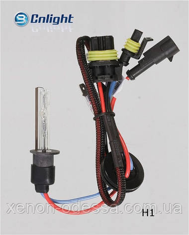 Лампа ксенон CNLight H1 3000K 35W, фото 2