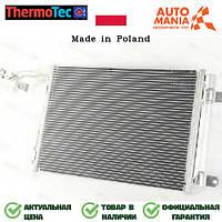 Радиатор кондиционера Volkswagen Golf Фольксваген Гольф  Thermotec   KTT110024