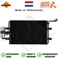 Радиатор кондиционера Volkswagen Golf Фольксваген Гольф  NRF   35227