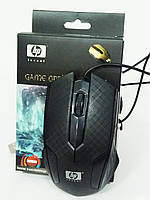 Мышь проводная HP Cool Family Blu Ray Mouse чёрная