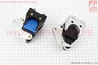 """Тормозной суппорт передней системы (однопоршневой) с колодками """"квадрат"""", фото 1"""
