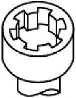 Болт головки цилиндра Payen HBS465 на Opel Astra / Опель Астра