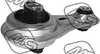 Опора двигателя Metalcaucho 06546 на Opel Movano / Опель Мовано
