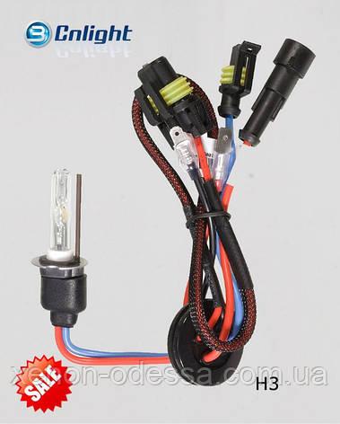Лампа ксенон CNLight H3 6000K 35W, фото 2