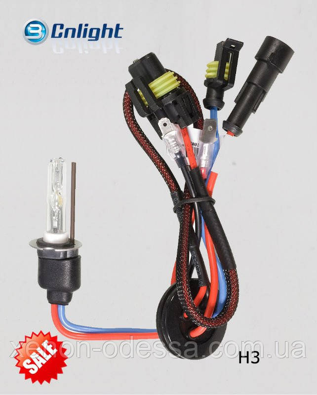 Лампа ксенон CNLight H3 8000K 35W