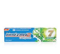 Blend-a-med Complete 7 2 в 1 с ополаскивателем Herbs зубная паста 100 мл
