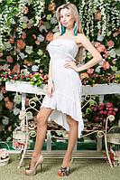 Женский стильный сарафан 2066 ш $