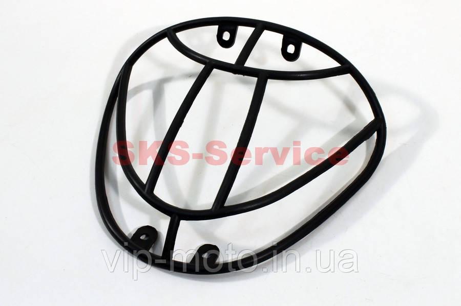 Пластик - решетка фары передней