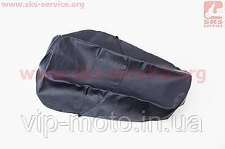 Чехол сиденья (эластичный, прочный материал) синий