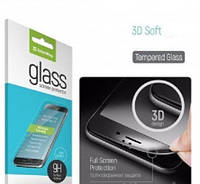 Защитное стекло для Samsung J250 Galaxy J2 (2018), (3D, с олеофобным покрытием), цвет черный