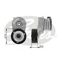Натяжной ролик поликлинового ремня Gates T38432 на Opel Astra / Опель Астра