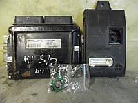 ЭБУ (комплект) (1,4 V MPI 8V) Renault Symbol 98-02 (Рено Клио Симбол), 7700115097