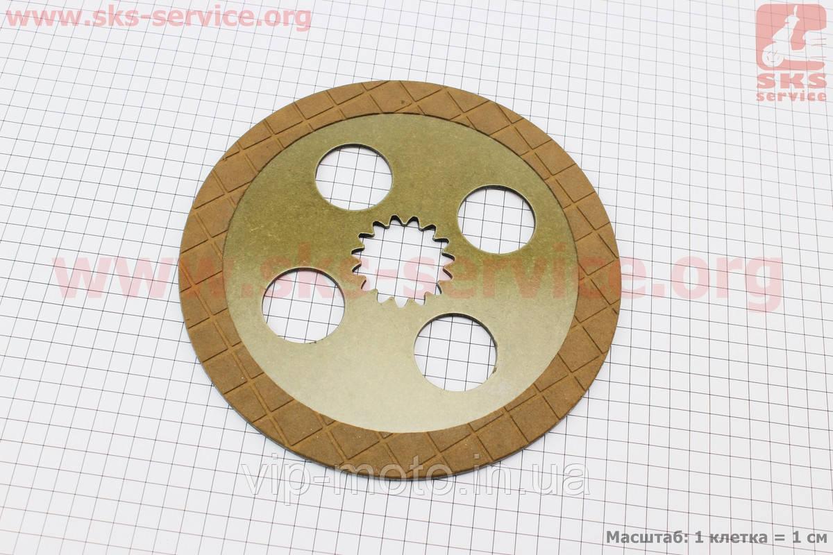 Тормозной диск Foton 354/404 (FT300.43.011)