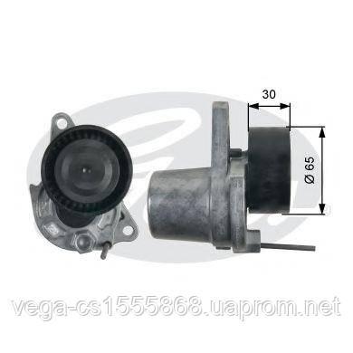 Натяжний ролик поликлинового ременя Gates T39251 на Opel Vivaro / Опель Віваро