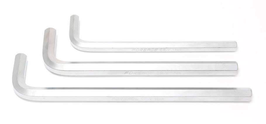 Ключ 6-гранный Г-образный длинный 19 мм, F-76419L FORSAGE, фото 2