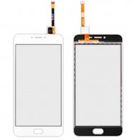 Тачскрин (сенсор) для Meizu M3 Note (M681H), белый