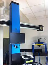 Комплект Развал-схождения 3D HPA C880 и PEAK 409A, фото 3