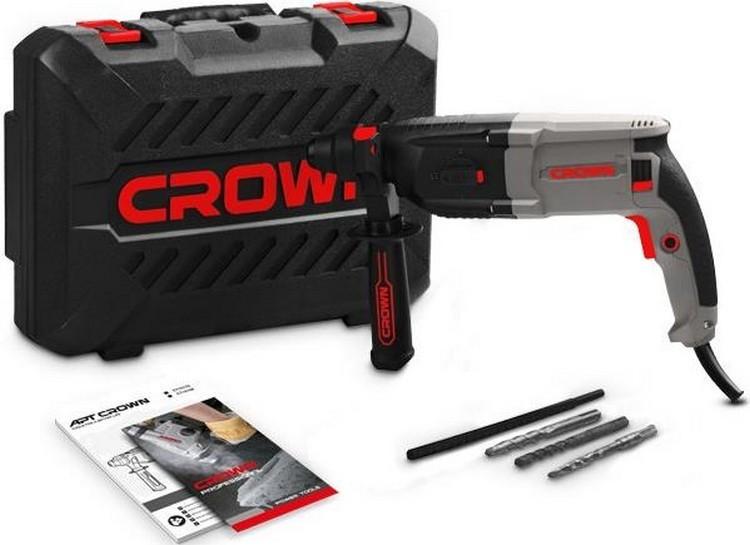 Перфоратор Crown CT18108 BMC