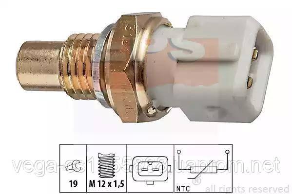 Датчик температуры охлаждающей жидкости EPS 1830191 на Opel Movano / Опель Мовано