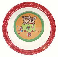Тарелка глубокая sigikid Wild & amp; Berry Bears 24519SK