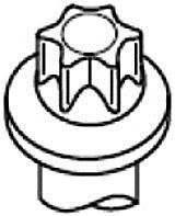Болт головки цилиндра Payen HBS359 на Ford Fusion / Форд Фьюжн