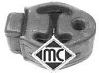 Кронштейн крепления выхлопной магистрали Metalcaucho 04168 на Ford Focus / Форд Фокус