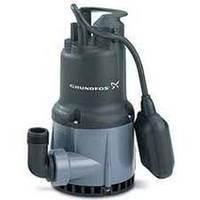 Погружной насос для дренажа и канализации Grundfos KPBasic 300A