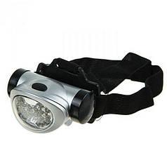 Налобный фонарь X-Balog BL-603-9С (0327)