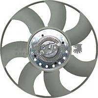 Вентилятор системы охлаждения двигателя JP group 1514900100 на Ford Transit / Форд Транзит