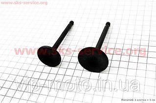 Клапан впускной, выпускной к-кт 2шт 182F/188F
