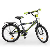 Детский двухколесный велосипед PROFI 20 дюймов для мальчика,Top Grade,Y20108