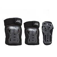 Комплект защитный Nils Extreme H706 Size S Black, фото 1