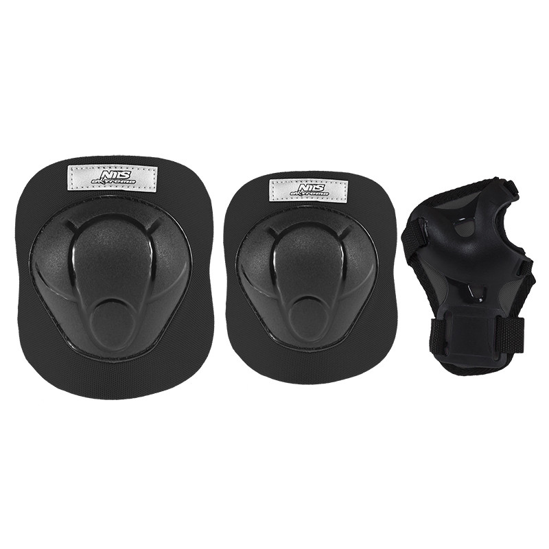 Комплект защитный Nils Extreme H210 Size S Black
